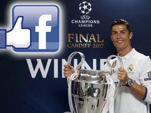 Champions e Mondiali su Facebook e Twitter: i social si preparano