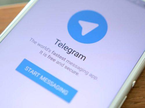 Telegram lancia foto e video a tempo