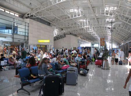 Aeroporti: traffico in aumento, 164 mln di passeggeri in più