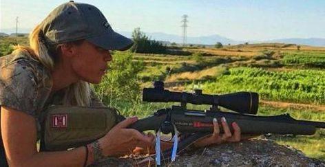La cacciatrice di leoni, Melania Capitàn, trovata morta