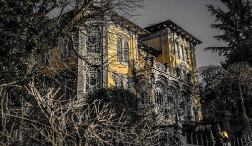 Villa Scott, la casa dell'horror che ancora oggi nasconde il mistero a Torino