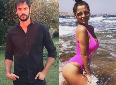 Iago Garcia e Alessia Macari, le stelle illuminano Aversa