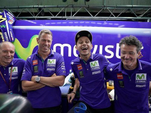 Moto Gp, Vale Rossi: 'Provo ad Aragon, non sono pazzo'