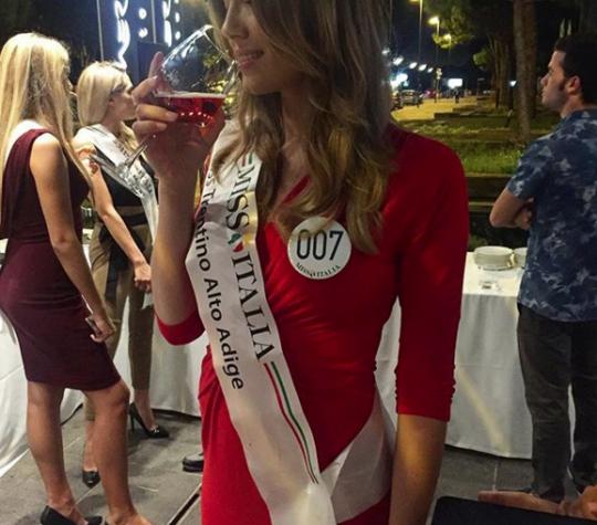 Miss Italia è Alice Arlanch: la video intervista