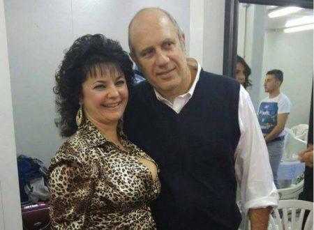 Carmen Maiolino, una salernitana alla corte di Spacey