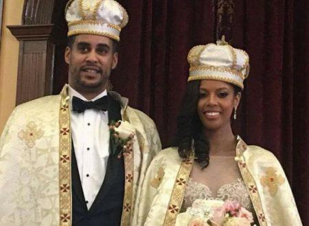 Lo conosce in discoteca, scopre che è un principe e lo sposa: l'augurio della cugina di lui la Principessa Etiope