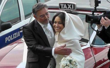 Fabio Testi si sposa a 76 anni, dopo l'allontanamento dalla Tv