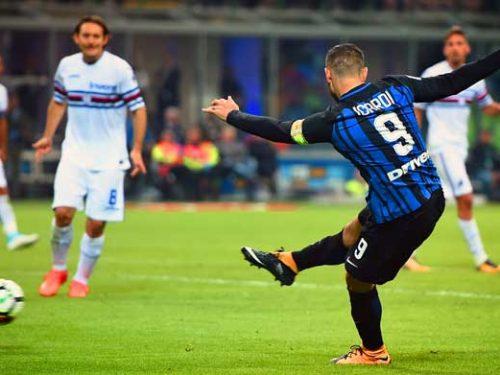 Serie A: l'Inter soffre, vince e vola in testa; il ricordo di Anna Frank