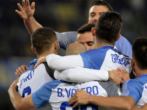 Serie A: Inter brutta e vincente:  Perisic sbanca Verona