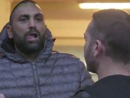Ostia, il video dell'aggressione al giornalista Rai (video)