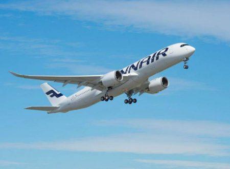 Finnair chiede ai propri passeggeri di pesarsi