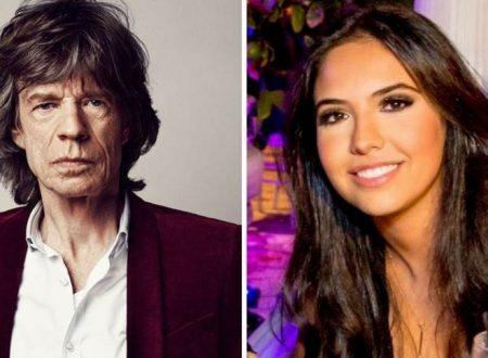 Mick Jagger si fidanza con una ragazza di 52 anni meno di lui