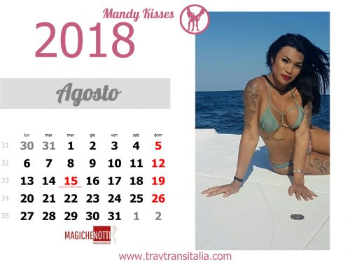 Trav Trans Italia, 12 scatti per un 2018 senza pregiudizi