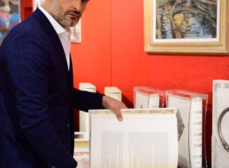 Musica e arte: l'acuto di Re d'Italia Art al Festival di Sanremo