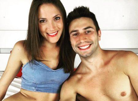 Rapporto a tre, fidanzamento e video hard: la storia di Paulo e Kim