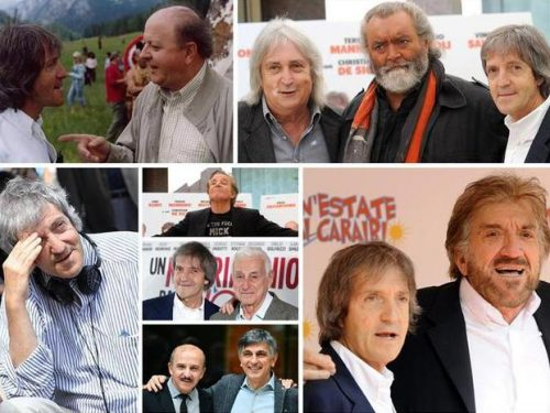 Lutto nel Cinema: Morto a Roma Carlo Vanzina