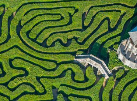 Inghilterra: il pauroso labirinto più lungo del mondo