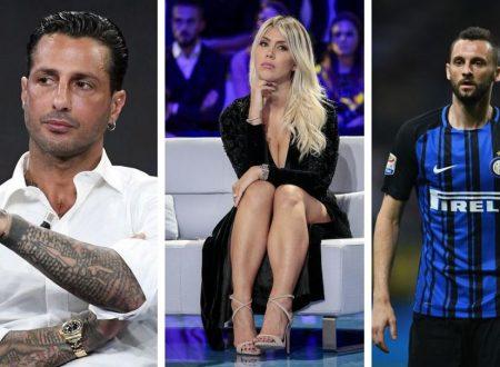 Fabrizio Corona rischia il processo: Falso il flirt tra Wanda Nara e Brozovic