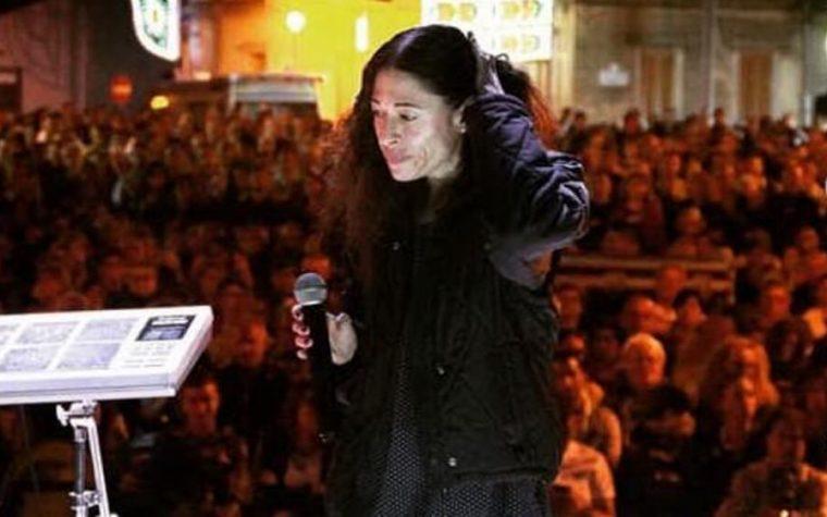 """""""GERARDINA TROVATO POTEVA E PUO' RINASCERE ARTISTICAMENTE"""""""