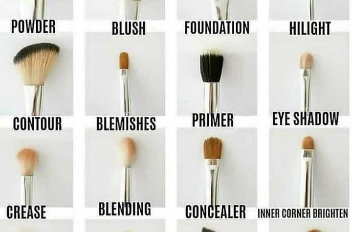 I giusti Pennelli per un ottimo make up