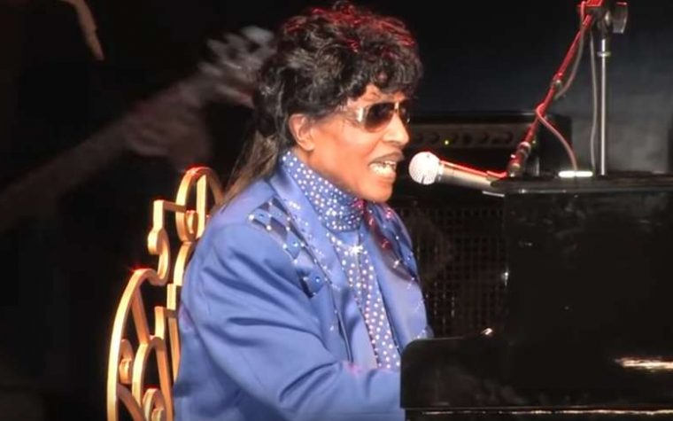 Morto Little Richard il mito del Rock
