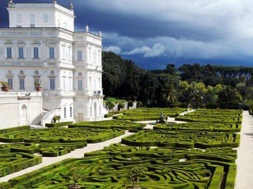 Villa Pamphili, un errore non andarci