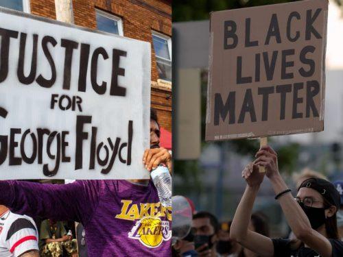 Le reazioni delle celebrità all'omicidio di George Floyd