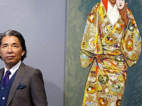 Il mondo della moda in lutto, morto lo stilista giapponese Kenzo
