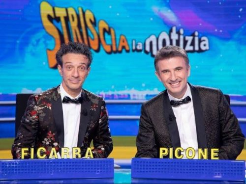 Ficarra e Picone lasciano Striscia la Notizia