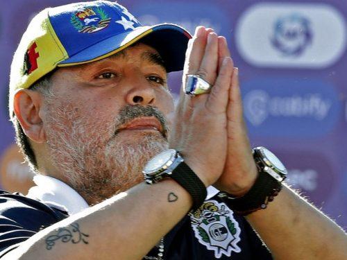 Diego Armando Maradona deceduto a 60 anni