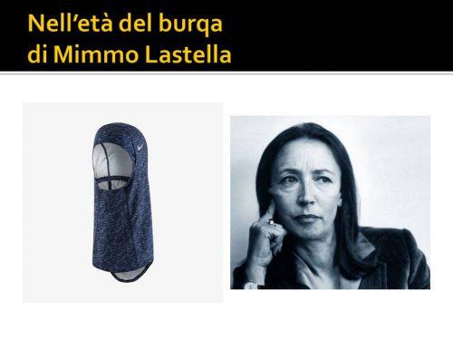 Nell'età del burqa