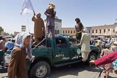 In Afghanistan i talebani sono vicini a Kabul