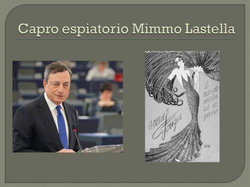 CAPRO ESPIATORIO (MIMMO LASTELLA)